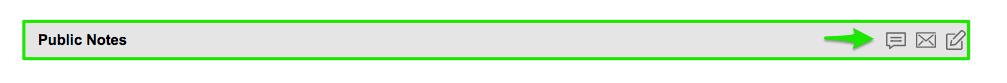 Click SMS icon